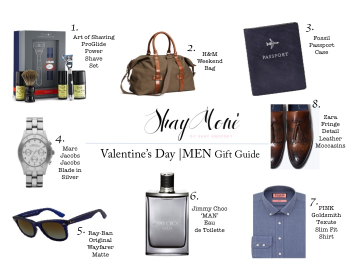 Valentine S Day Gift Guide For Men